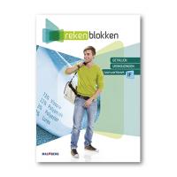 Rekenblokken leerwerkboek 1F Getallen en Verhoudingen