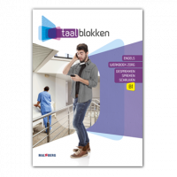 Taalblokken werkboek Engels B1 productieve vaardigheden Zorg