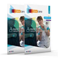 Take care boek niveau 4 module 12: Werken als verpleegkundige