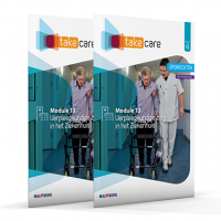 Take care boek niveau 4 module 13: Verpleegkundige zorg in het ziekenhuis