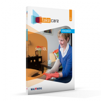 Take care boek niveau 3, niveau 4 Skillstraining ADL