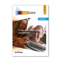 Take care boek niveau 3, niveau 4 Sociale en communicatie vaardigheden