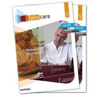 Take care boek niveau 3 module 6: Organisatie en kwaliteit
