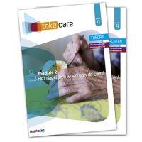 Take care boek niveau 4 module 2: Het dagelijkse leven van de client